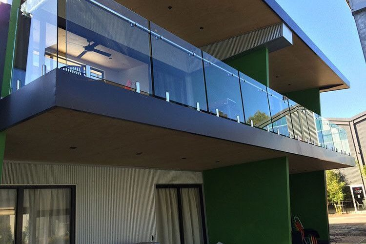 fitglass company in lagos Frameless glass balustrade projects