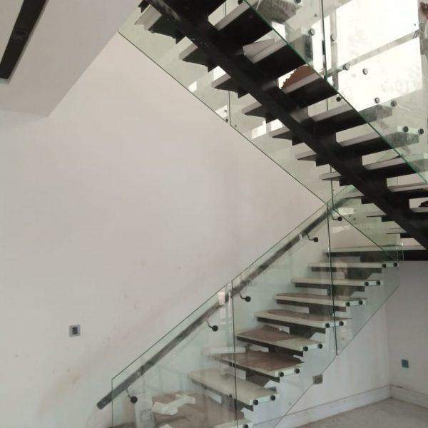 COWRIE ESTATE LEKKI, LAGOS Fitglass project 1