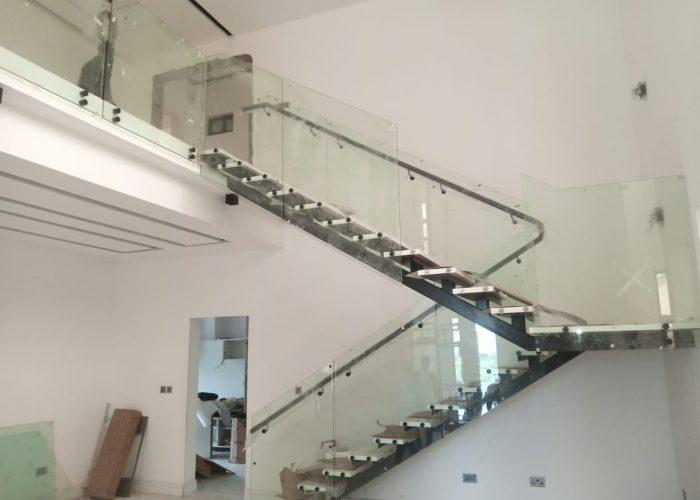 COWRIE ESTATE LEKKI, LAGOS Fitglass project 2