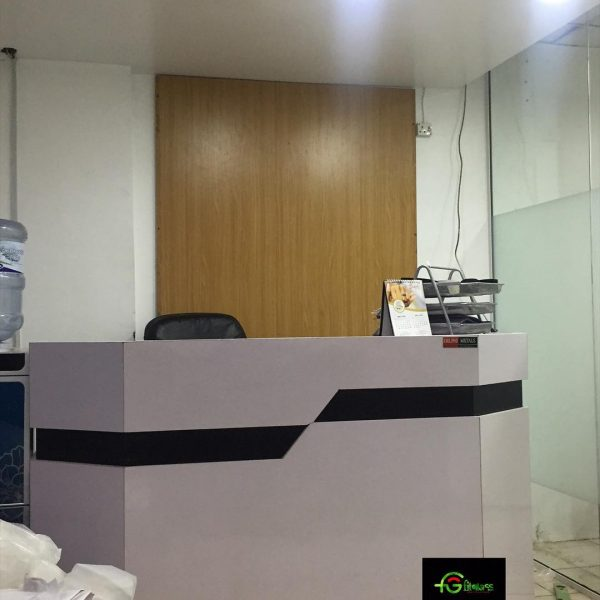FRAMELESS GLASS PARTITION DELPHI METALS FITGLASS PROJECT 5