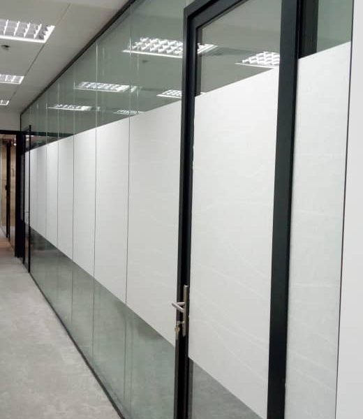 GLASS PARTITION FITGLASS PROJECT 7